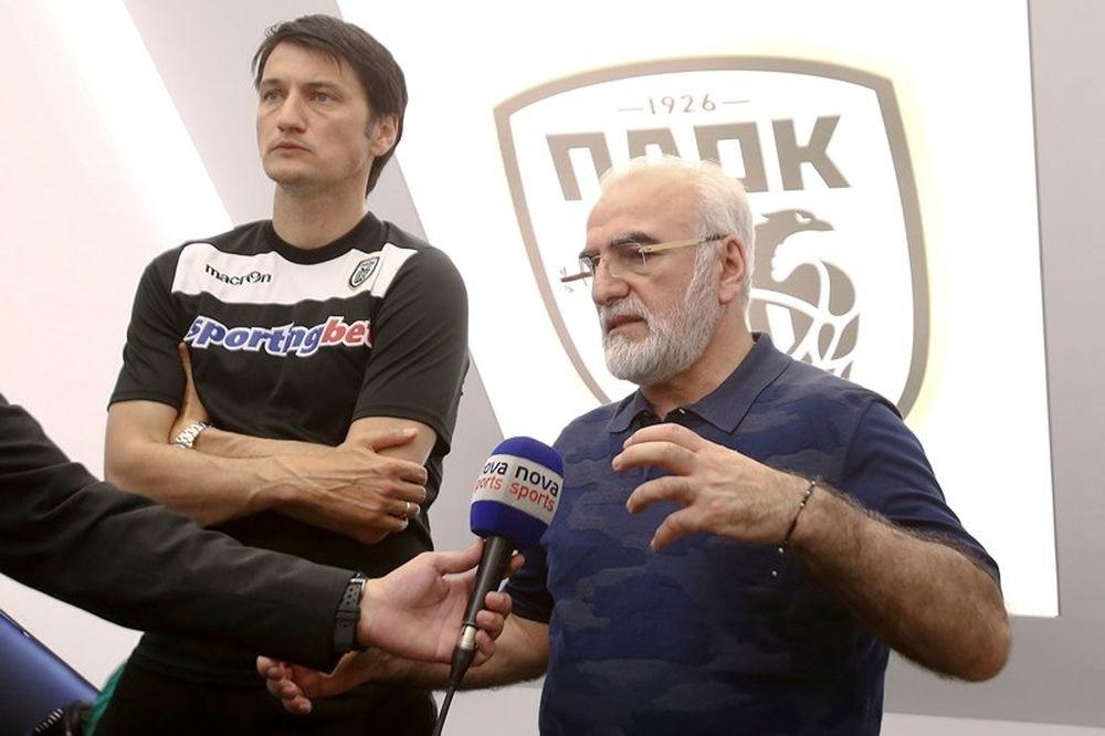 Στηρίζει Ίβιτς ο Σαββίδης!