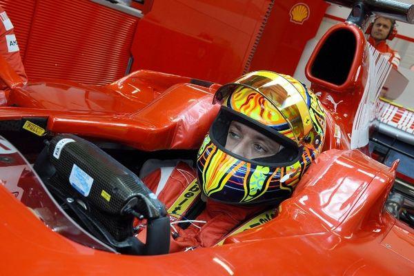 Ο Ρόσι κοντά στην Formula 1