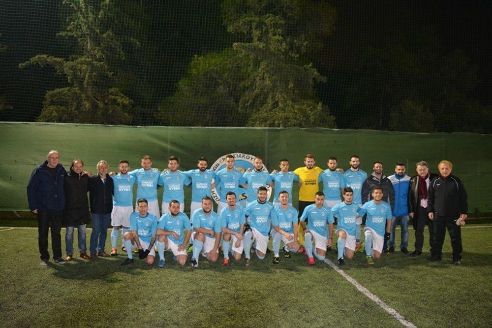 Σημαντική νίκη της ποδοσφαιρικής ομάδας του ΙΕΚ ΑΛΦΑ επί της ποδοσφαιρικής ομάδας του ΟΠΑΠ