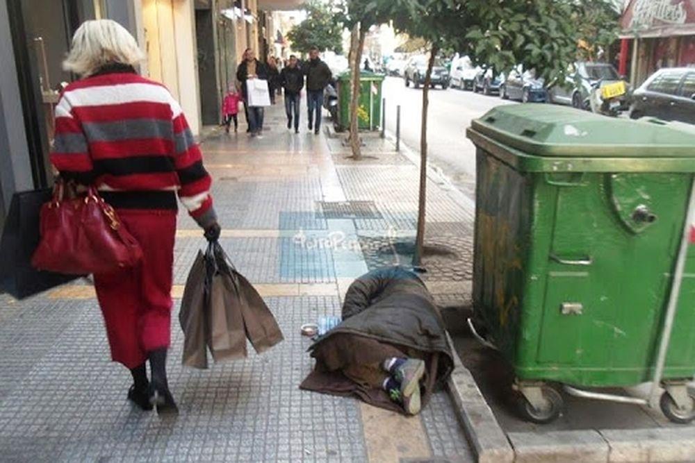 Ζωές στα σκουπίδια…
