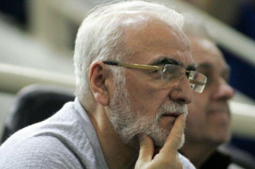 ΠΑΟΚ: Στη Θεσσαλονίκη ο Ιβάν Σαββίδης