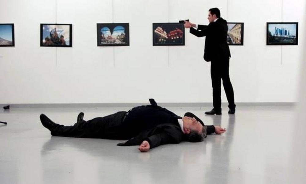 ΣΟΚ: «Άνθρωπος» του Ερντογάν ο δολοφόνος του Ρώσου πρέσβη!