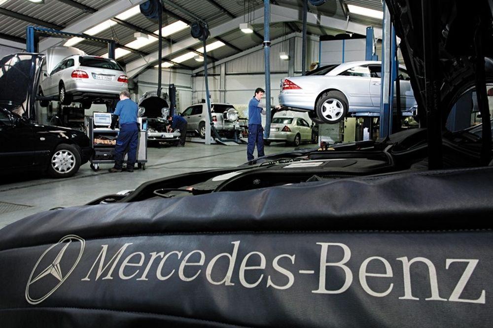 Εμπιστεύσου τη Mercedes σου στα καλύτερα χέρια!
