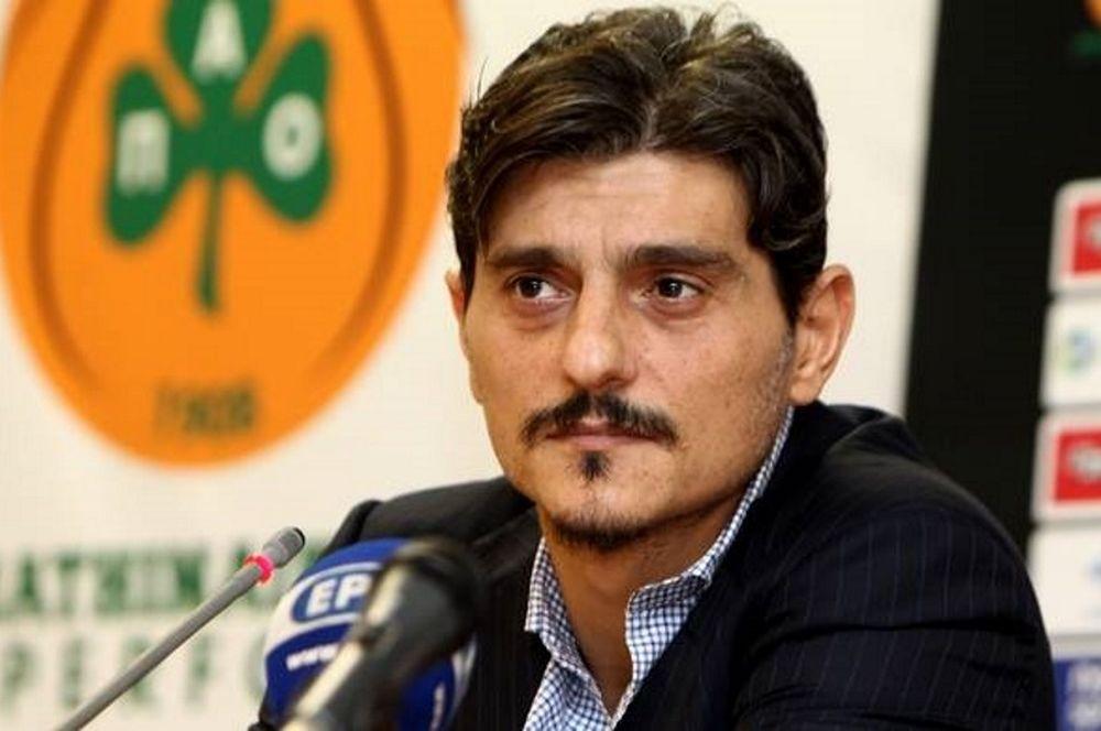 Δ. Γιαννακόπουλος: «Η στήριξη του απλού Παναθηναϊκού φιλάθλου κρατάει τη φλόγα ζωντανή»