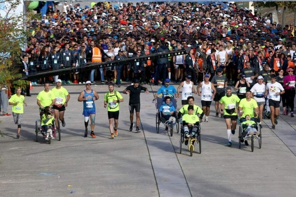 Στο πλευρό των αθλητικών συλλόγων ΑμΕΑ ο ΟΛΘ