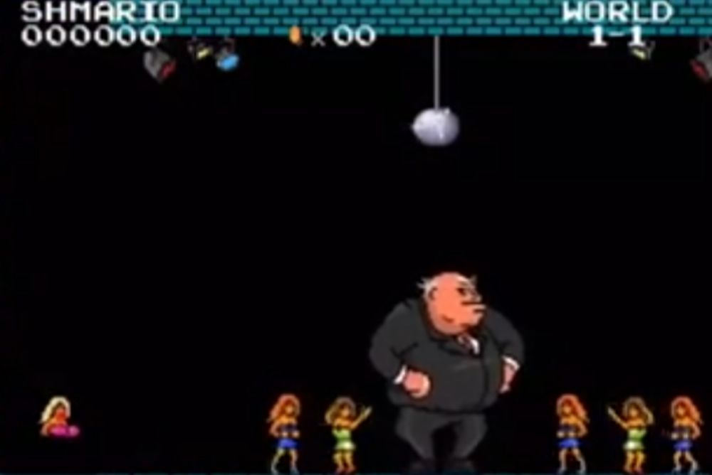 Θα κλάψετε με αυτή την έκδοση του Super Mario (video)