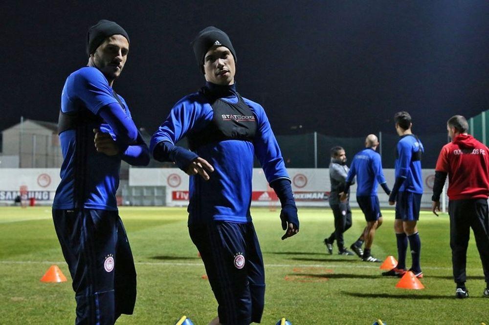 Επέστρεψαν στις προπονήσεις οι ποδοσφαιριστές του Ολυμπιακού