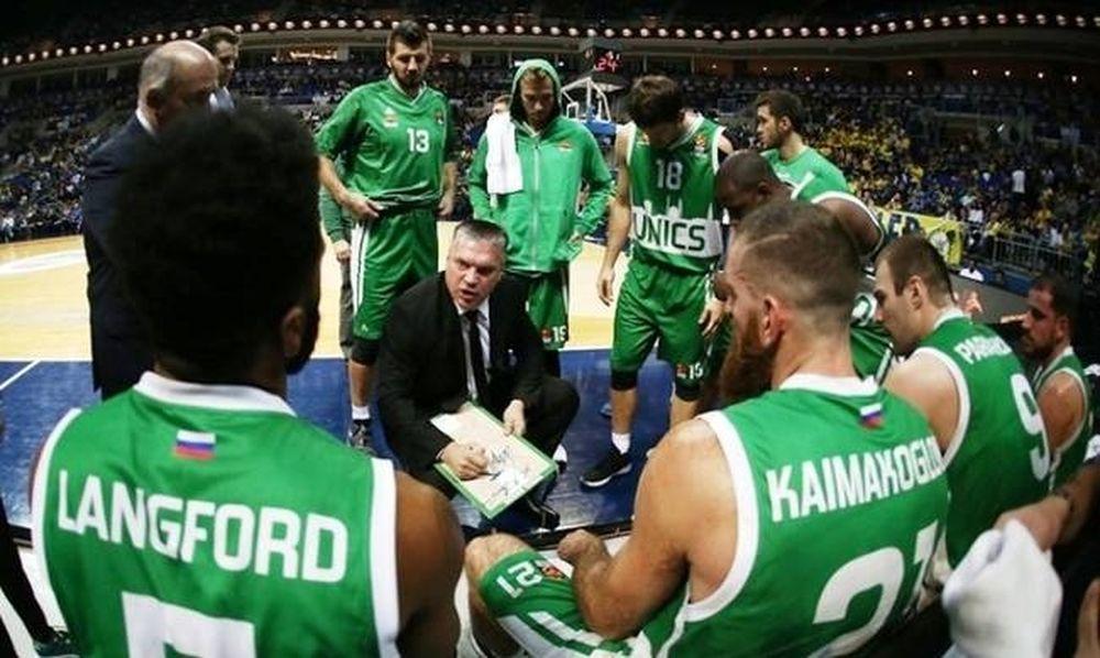 Πασούτιν: «Ο Παναθηναϊκός είναι μία αθλητική, δυναμική ομάδα»