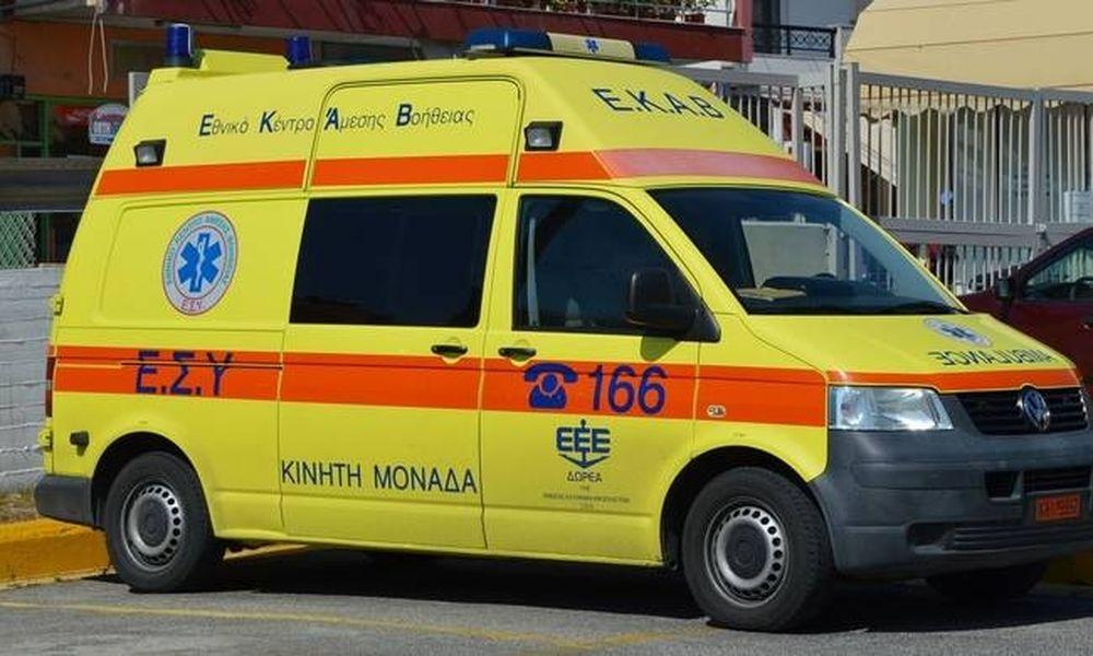 Φρικτός θάνατος για άνδρα στη Δράμα – Κάηκε ζωντανός μέσα στο αυτοκίνητό του