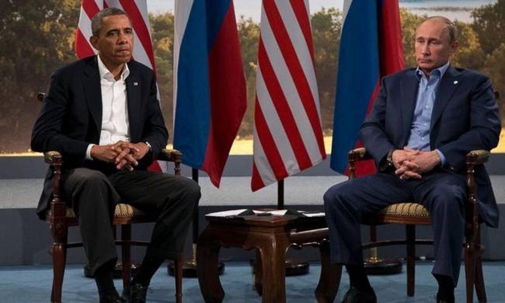 Ραγδαίες εξελίξεις: Αντίποινα Πούτιν σε Ομπάμα - Απελαύνει 35 Αμερικανούς διπλωμάτες