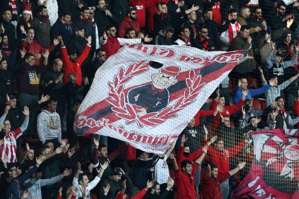 Ολυμπιακός: Χωρίς οπαδούς στο «Κλ. Βικελίδης»