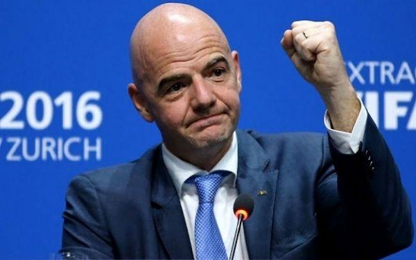 Ινφαντίνο: «Σχεδιάζουμε το Παγκόσμιο Κύπελλο του 21ου αιώνα»