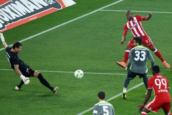 Ολυμπιακός-Ξάνθη 2-0: Την πήρε... σβάρνα με Μανθάτη!
