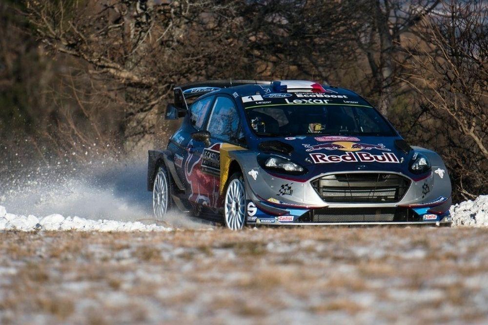 WRC: Ο Οζιέ νικητής στην «πρεμιέρα» του Μόντε Κάλρο