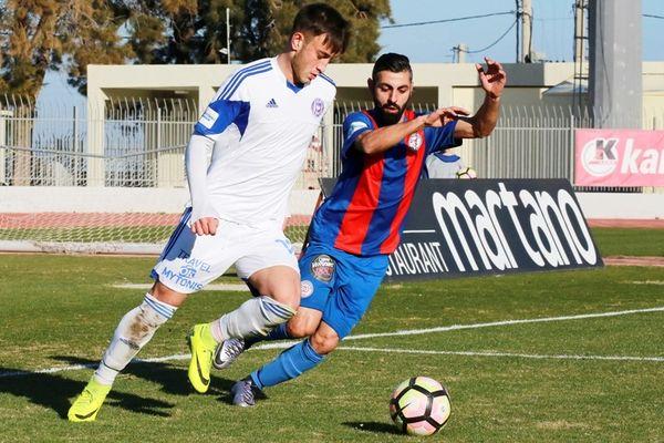 ΑΕΛ Καλλονής-ΑΟ Τρίκαλα 0-2: Ιδανικό ντεμπούτο Βοσνιάδη με… δράστες δύο πρώην «νησιώτες»!