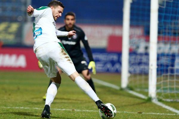 Κέρκυρα-Παναθηναϊκός 1-1: Τα γκολ του αγώνα (video)