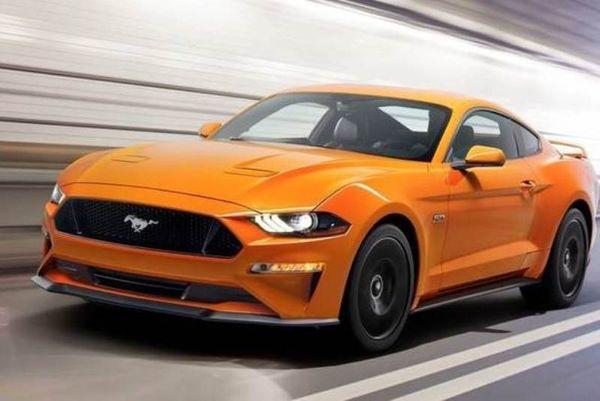 H Ford κάνει τη Mustang ακόμα πιο δυναμική και ποιοτική