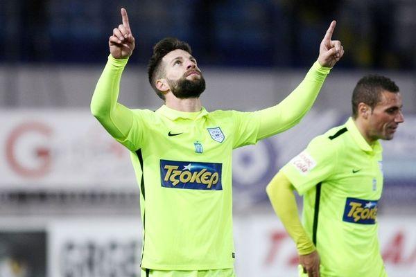 Ατρόμητος-ΠΑΣ Γιάννινα 1-1: Τα γκολ του αγώνα (video)