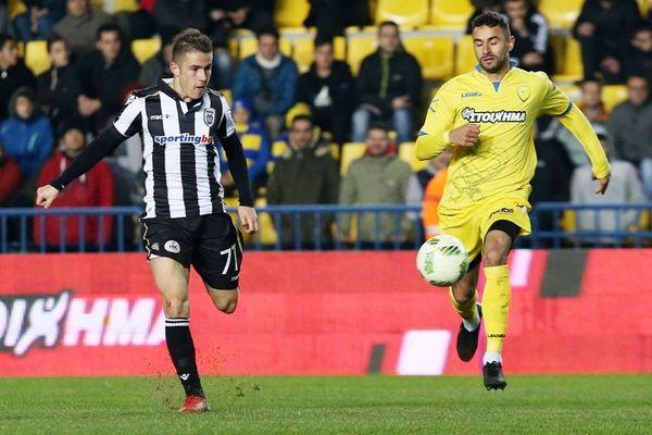 Παναιτωλικός-ΠΑΟΚ 0-1: Τα επίσημα highlights (video)