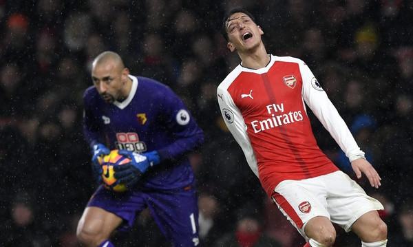 Premier League: Σοκ για Άρσεναλ, μοιρασιά στο ντέρμπι