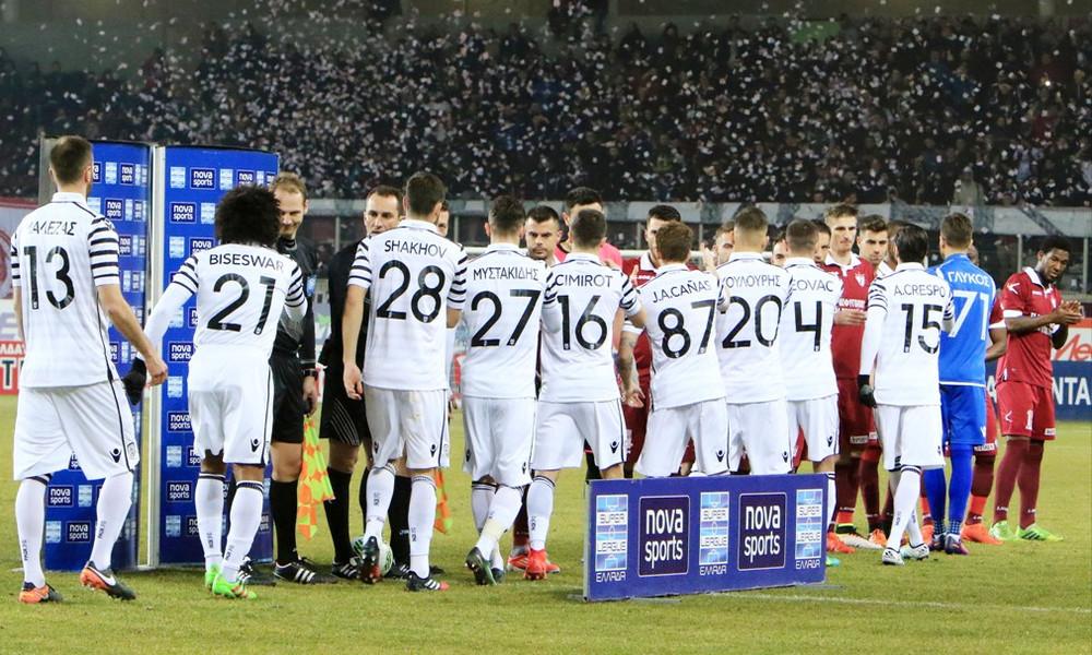 ΠΑΟΚ: Στη λίστα για Europa League οι Ενρίκε και Ουάρντα