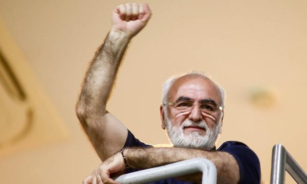 Ιβάν Σαββίδης: «Συνεχίστε την σκληρή δουλειά»