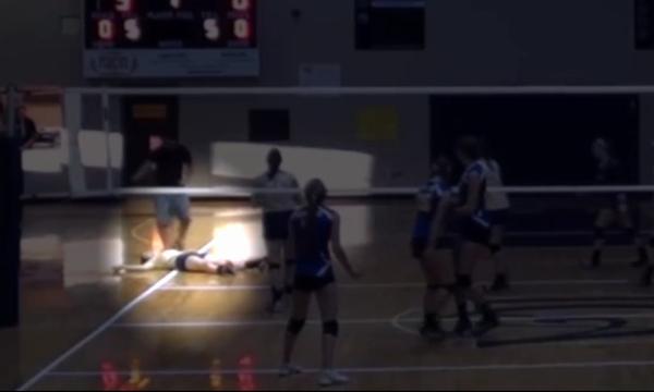 Νεαρή αθλήτρια έπαθε ανακοπή στο γήπεδο! (video)