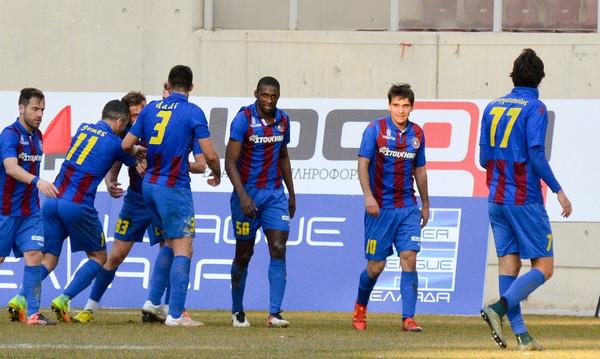 Κέρκυρα - Λεβαδειακός 1-0: Νίκη παραμονής!