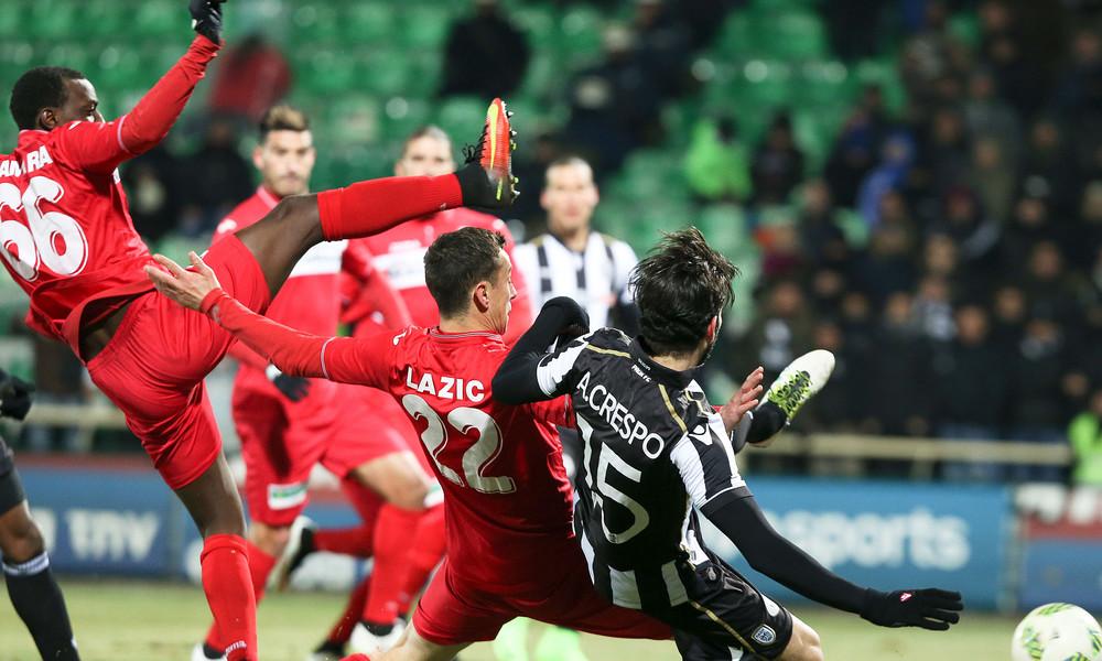 Ξάνθη-ΠΑΟΚ 0-0: Φρένο λόγω... Σάλκε!