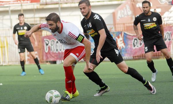 Πανθηραϊκός - Ιάλυσος Ρόδου 0-2: Σπουδαίο «διπλό» στη Σαντορίνη
