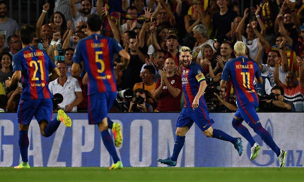 Champions League: Ποιο είναι το καλύτερο γκολ της πρώτης φάσης;