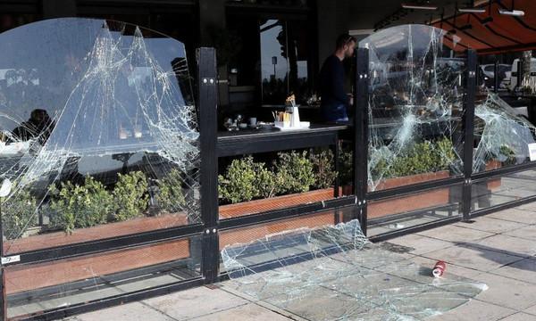 Νέες προκλήσεις από οπαδούς της Σάλκε και ζημιές σε καφετέρια