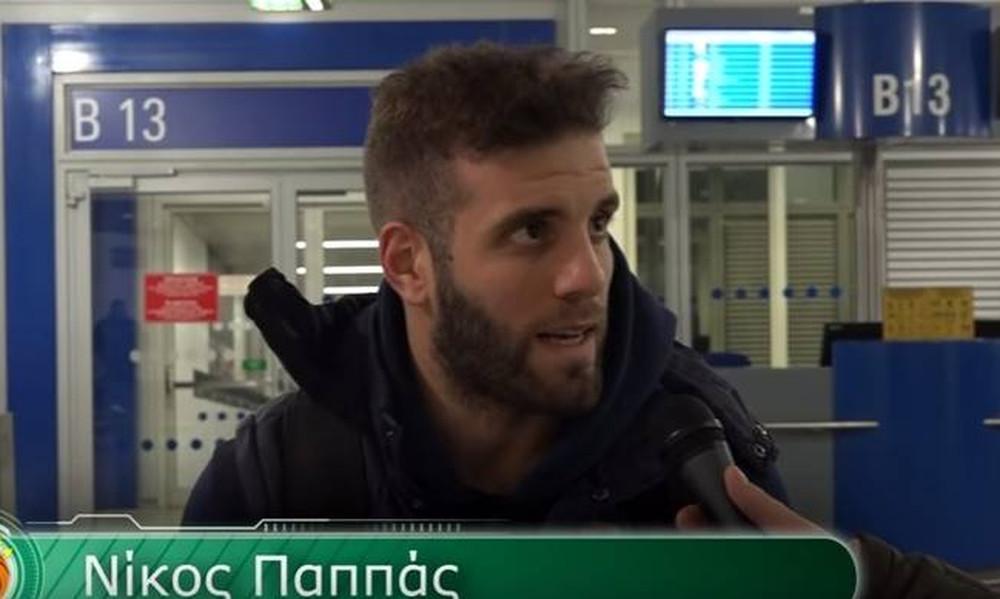 """Παναθηναϊκός Superfoods: """"Πράσινη"""" δράση από το αεροδρόμιο (video)"""