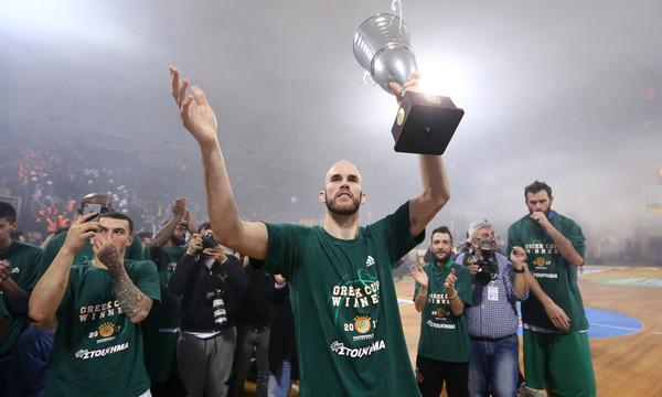 Τελικός Κυπέλλου Μπάσκετ: Το σήκωσε ο Καλάθης! (vid)