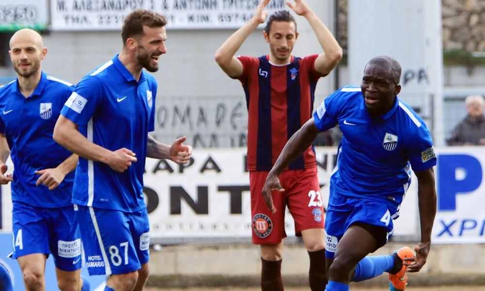 Football League: Ασταμάτητη Λαμία, «έσπασε» την κατάρα ο Πανσερραϊκός