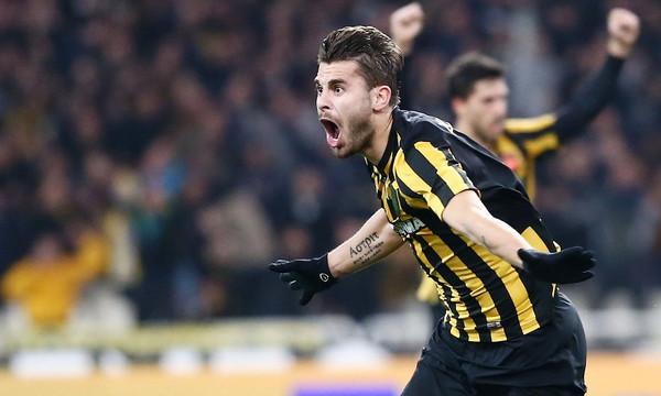 Αϊντάρεβιτς: Είχα προαίσθημα για το γκολ