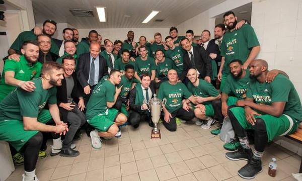 Τελικός Κυπέλλου Μπάσκετ: Οι καλύτερες στιγμές του Παναθηναϊκού Superfoods (vid)