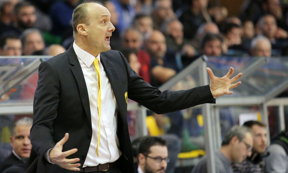 Ζντοβτς: Στο μυαλό μας είναι μόνο η νίκη!