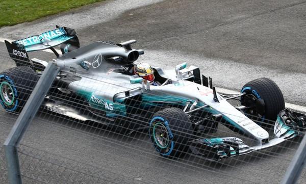 Formula 1: Αυτή είναι η νέα Mercedes