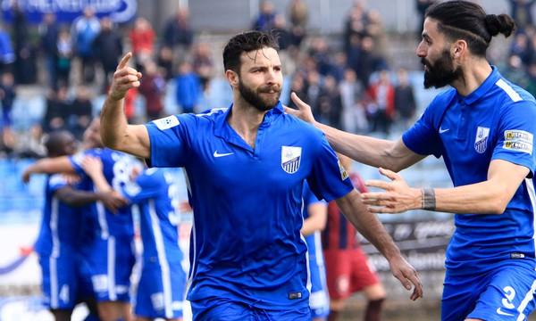 Αναγέννηση Καρδίτσας-Λαμία 0-2: Συνεχίζει ακάθεκτη για Super League