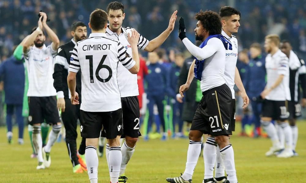 ΠΑΟΚ: Επιστολή διαμαρτυρίας σε Σάλκε και UEFA