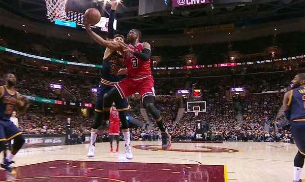 NBA: Οι «Ταύροι» τα… έσπασαν στο Κλίβελαντ