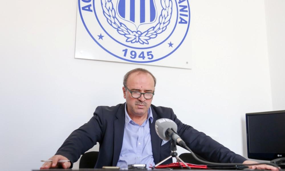 ΑΟ Χανιά: Χρέη 700.000 ευρώ, ο κίνδυνος απόσυρσης και ο προδότης Παπαβασιλείου!