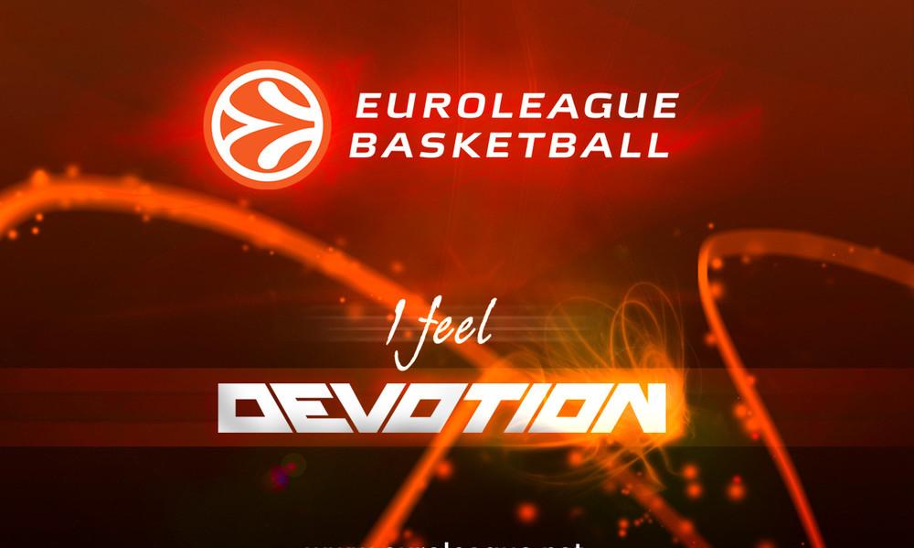 To πανόραμα της Euroleague