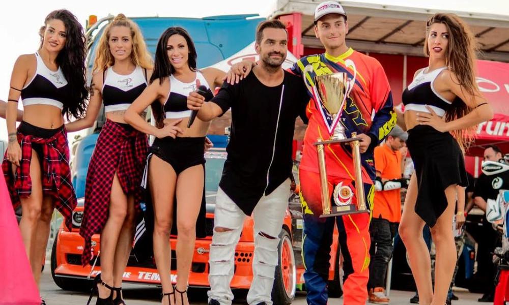 Λάμψη αστέρων στο 6ο Motor Festival της Λάρισας (photos+video)