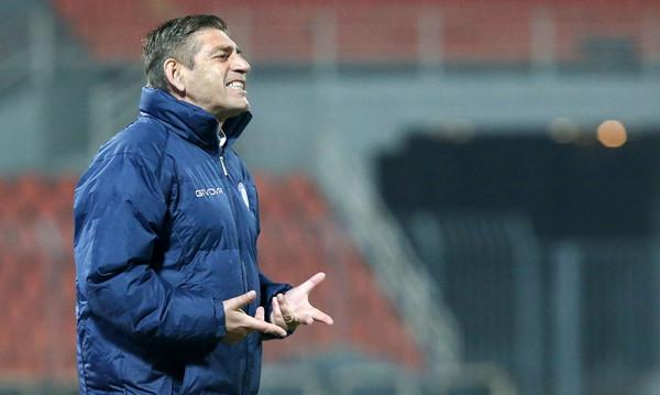 Παντελίδης: «Θα πετύχουμε την παραμονή μας στη Super League»