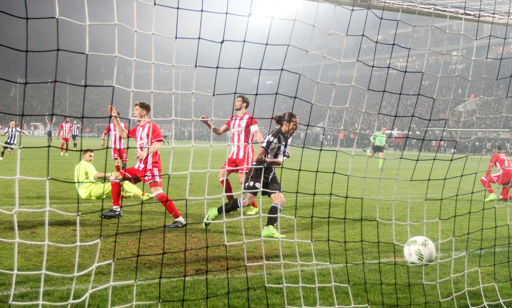 ΠΑΟΚ - Ολυμπιακός 2-0: Τον πάτησε στην Τούμπα