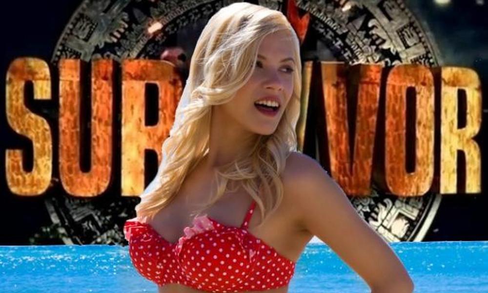 Την πίσω όψη της Λαουρίτας, εκεί στο Survivor, θα τη σέβεστε!