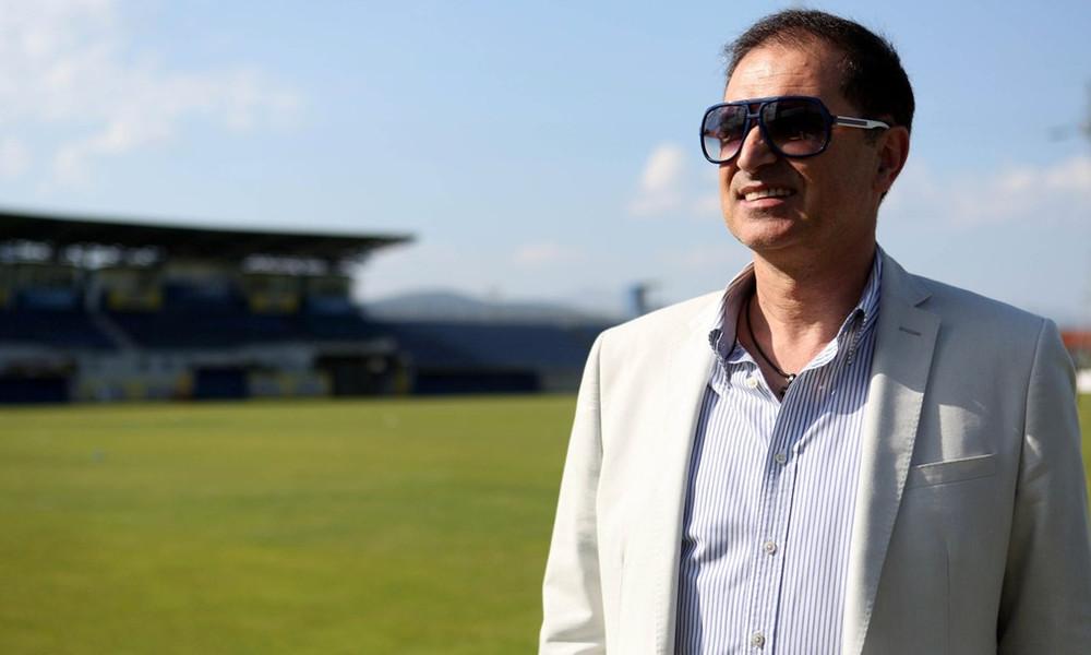 Αστέρας Τρίπολης: Στην προπόνηση ο Μποροβήλος, καμιά κουβέντα για προπονητή