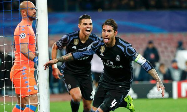 Νάπολι-Ρεάλ Μαδρίτης 1-3: Σέρχιο... Vamos!